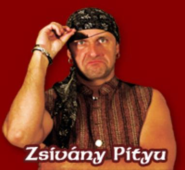 Zsivány Pityu