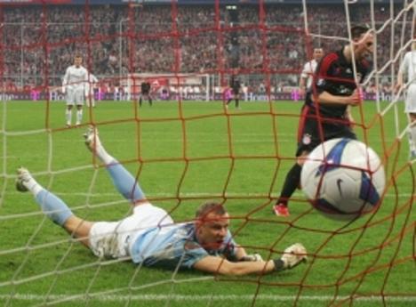 Ribéry gól