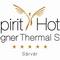 spirit hotel logója
