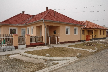 Barbacs oldala: Szép házak (kép)
