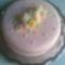 Tejszínes csokoládés torta