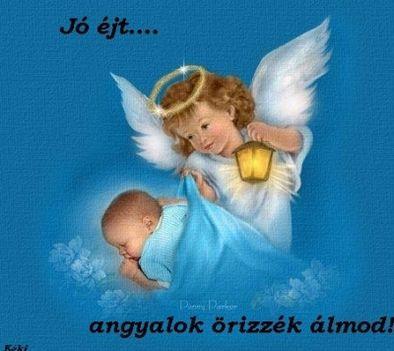 angyalok őrizzék álmodat