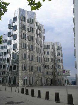 A Gehry-ház