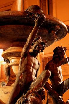 Fontana delle Tartarughe, Piazza Mattei 3