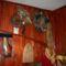 a njegosi vendéglő fala