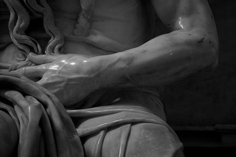 Moses by Michelangelo 2