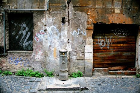 Urban Portrait - Jewish Ghetto