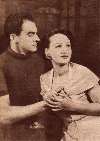 Birkás Lilian és Homm Pál