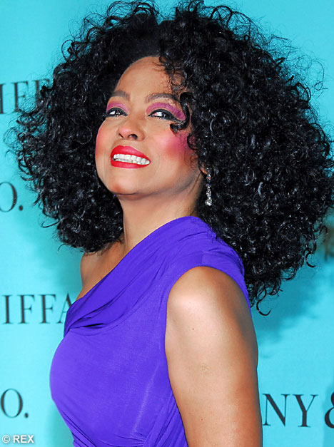 Diana Ross - Picture Gallery