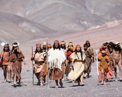 Dél-Perui Indiánok
