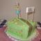 futó torta