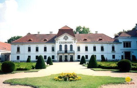 Nagycenki-Széchenyi Kastély