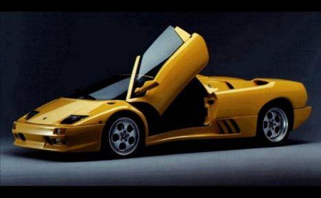 Car Lamborgini