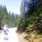 ez még a Zugspitze erdői