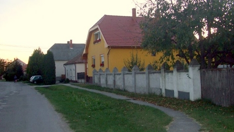 Csornai utca