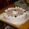 leányom első tortája