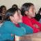 Perui lányok az iskolában.