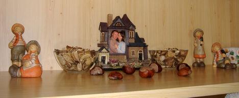 Őszi dekor otthon...