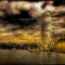 London Eye HDR kép 04