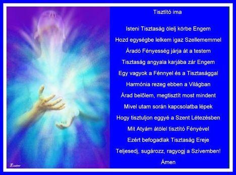 Tisztító ima