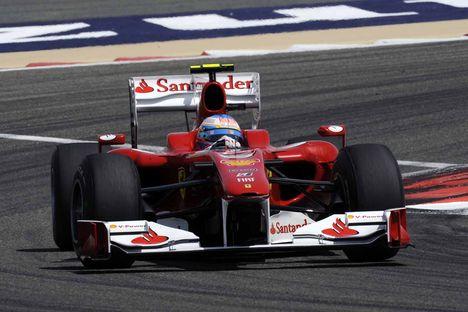 02_Fernando Alonso - Ferrari F10 - Bahrain 2010