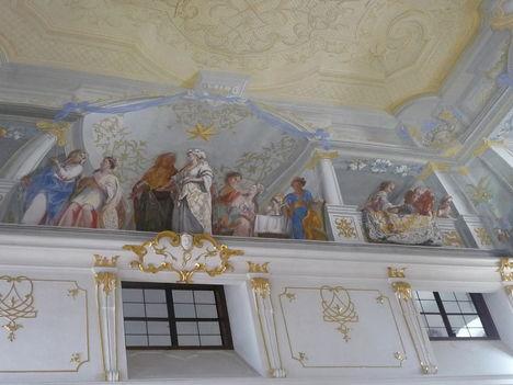 Altmann-terem /freskó/
