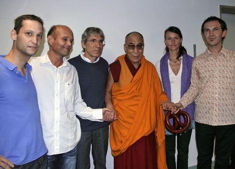 találkozás Őszentségével 2010 Bp