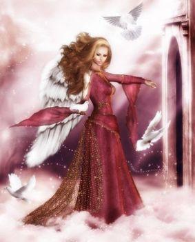 Őrző angyal.