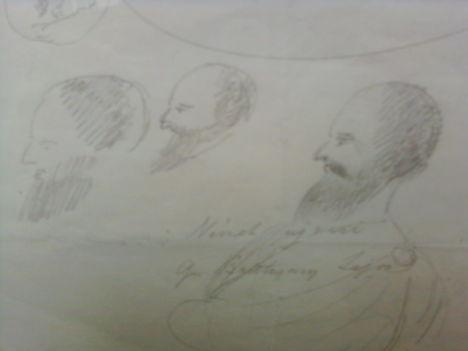 Széchenyi firkálgatásai: Battyányi Lajos kortársának alakja bontakozik ki