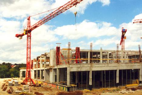 campona építése