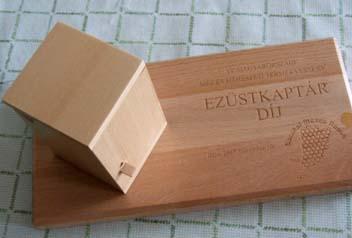 ezüstkaptár díj - 2007