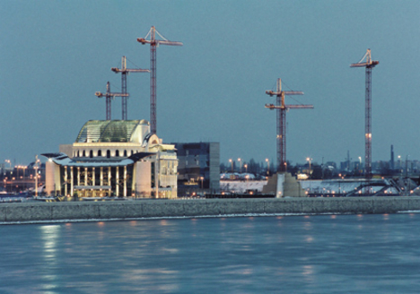 művészetek palotája építése3