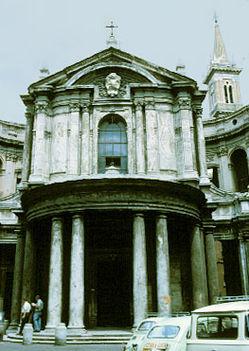 S_Maria della Pace - Róma