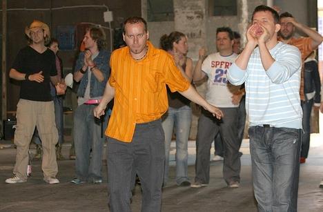 Seres Attila, a koreográfus