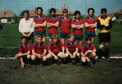 Úri KSK ificsapat-1992