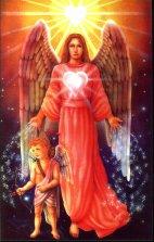 az angyalok láthatatlanok de Isten feladát segítik 1