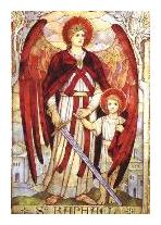 az angyalok láthatatlanok de Isten feladát segítik 3