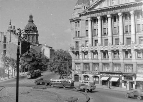 1952 - Anker palota