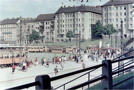 1957 - Moszkva tér