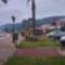 Lefkada-Nidri kikötő sétánya.