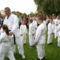 Tempo Karate Egyesület bemutatója a Családi Napon 2010