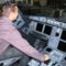 A Lufthansa Technic-ben 43