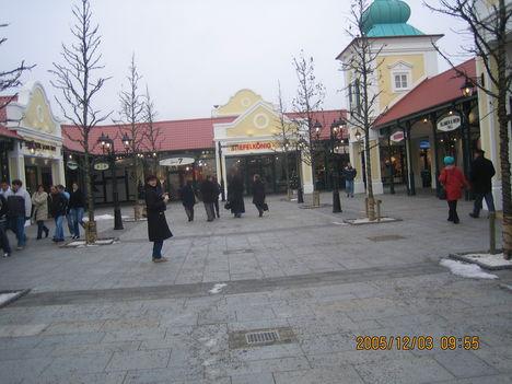 Bécs bevásárló központ