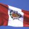 Peru Flag.