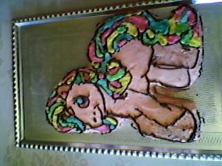 pónis torta