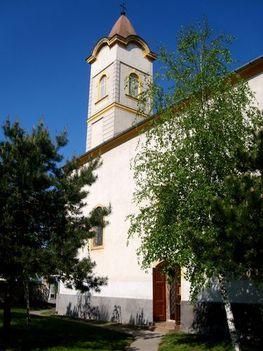Barbacsi Szent Kereszt felmagasztalása templom