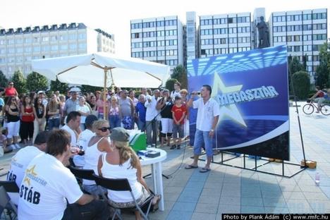 Debreceni casting1