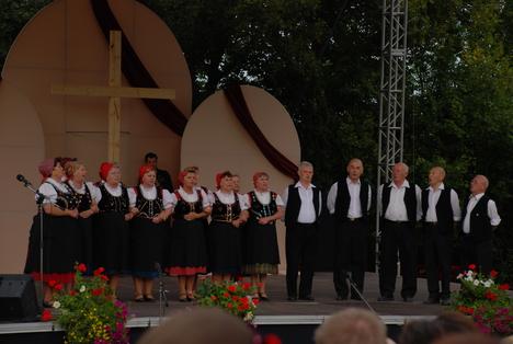 Folkloriáda: Pilisszentkereszti Pávakör