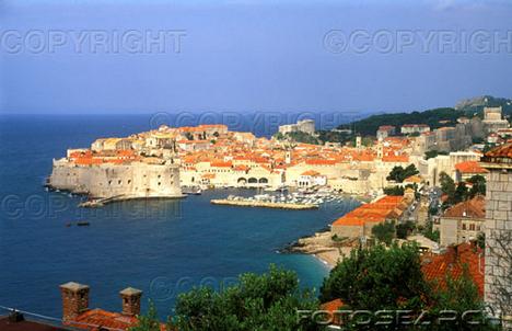 Dubrovnik, öböl