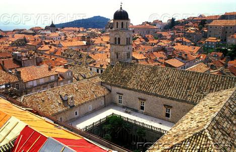 Dubrovnik, városkép